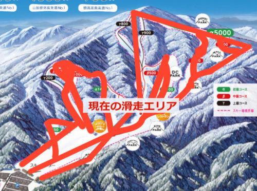 めいほうスキー場 ゲレンデ情報10