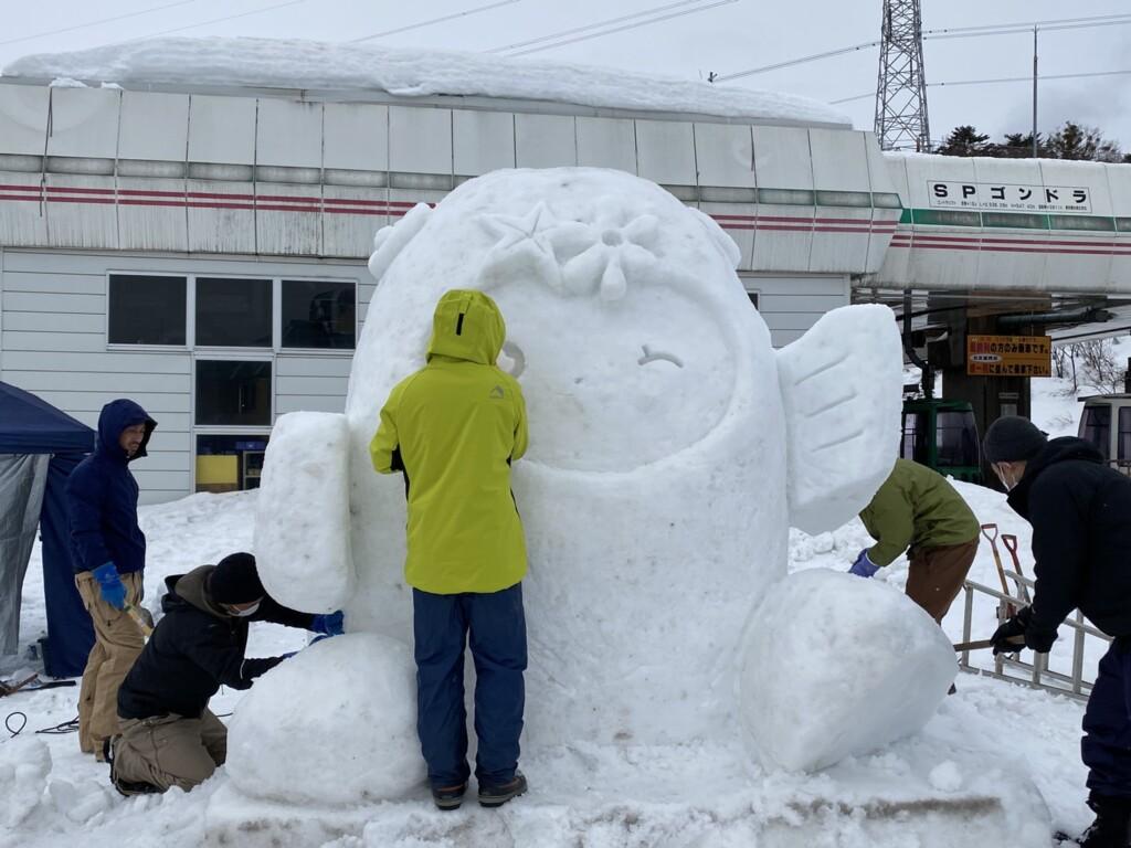 郡上たかす雪まつり 高鷲スノーパーク