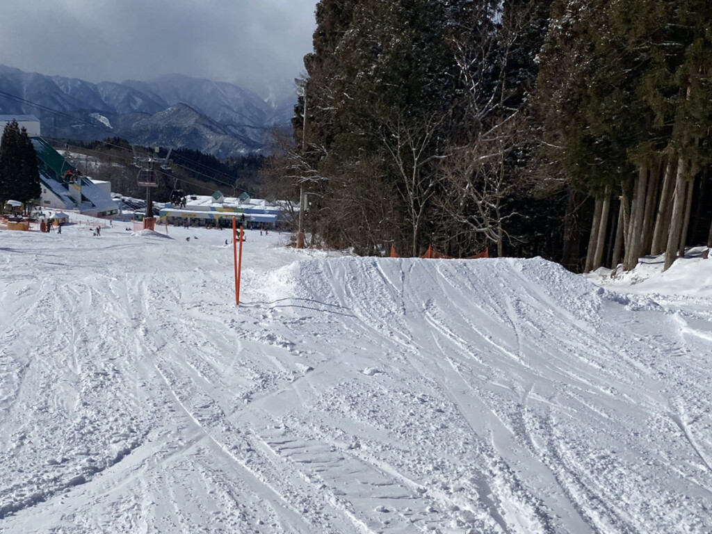 鷲ヶ岳スキー場画像21