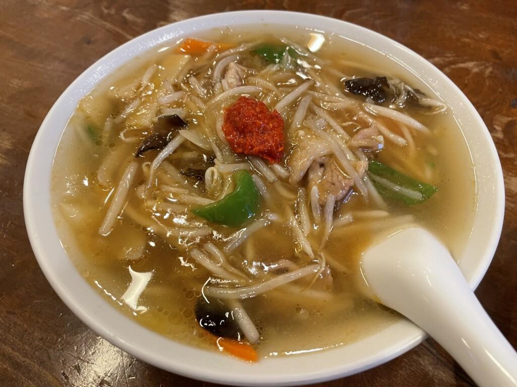 白鳥 中華料理マルヤ飯店 奥美濃 美味しい