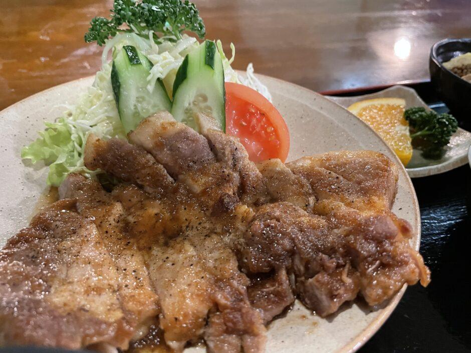 白鳥 奥美濃 日髙 定食 ディナー ランチ