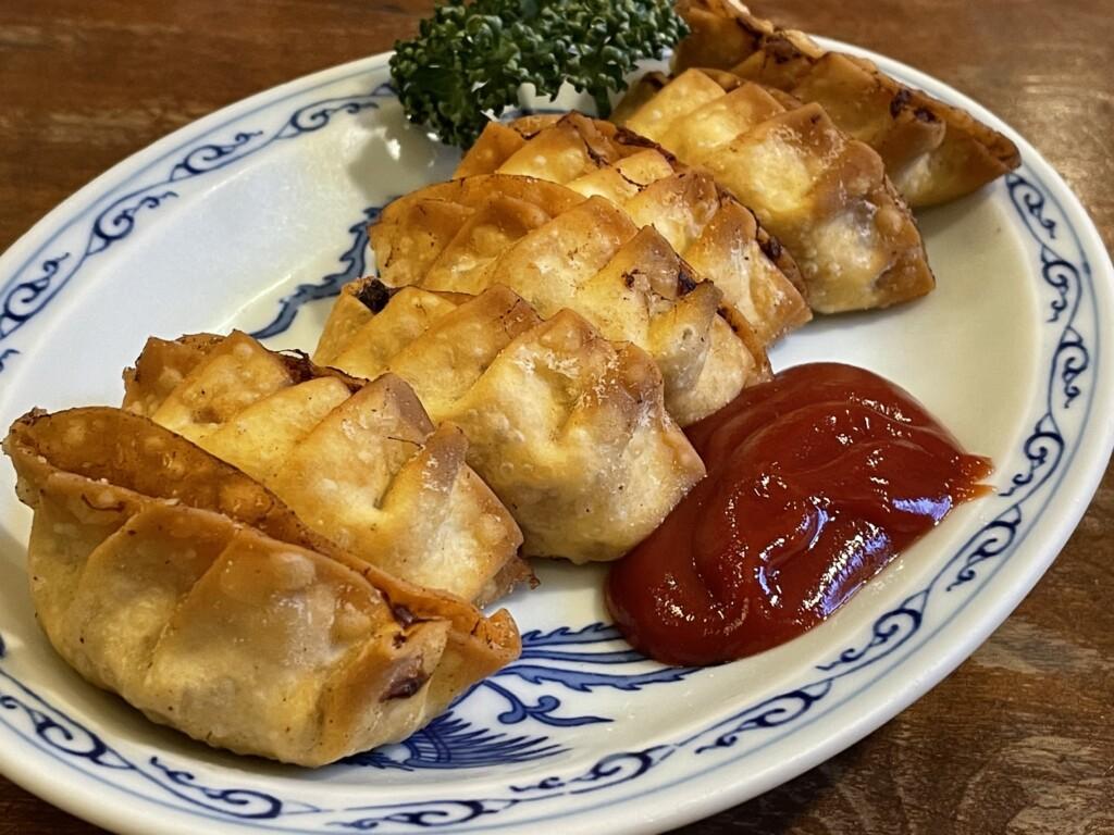 郡上大和 中華料理マルヤ飯店 奥美濃 餃子