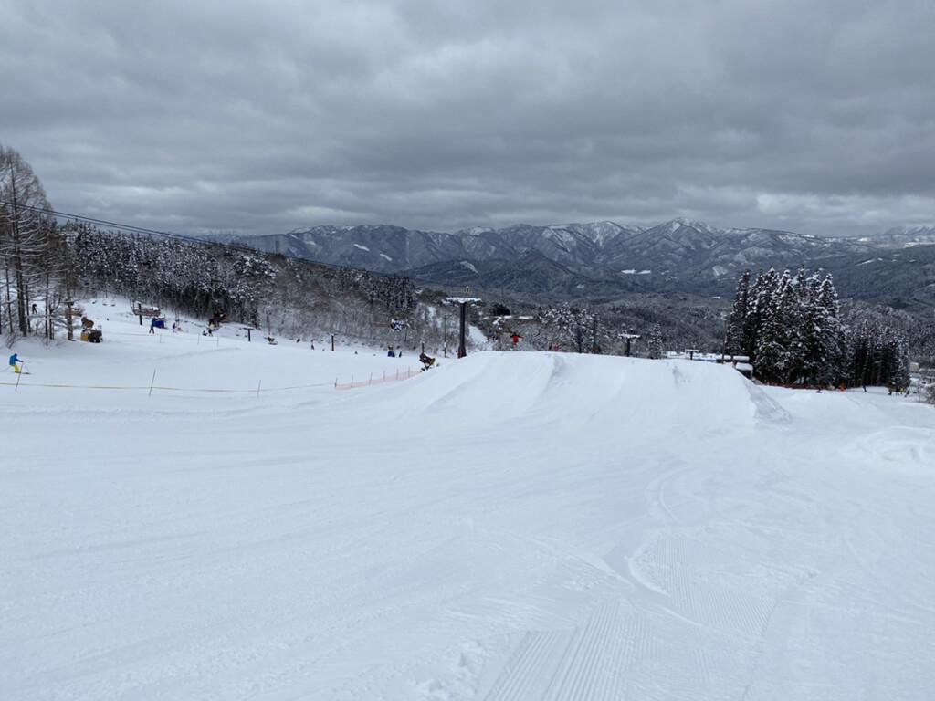 鷲ヶ岳スキー場画像15