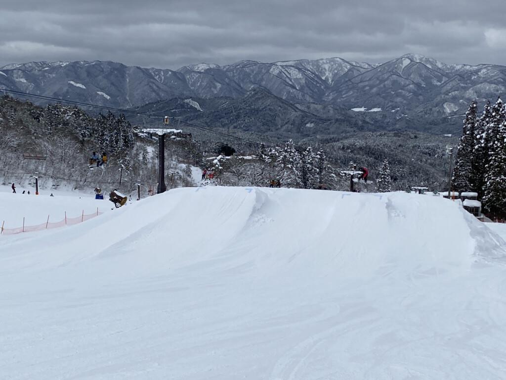 鷲ヶ岳スキー場画像17