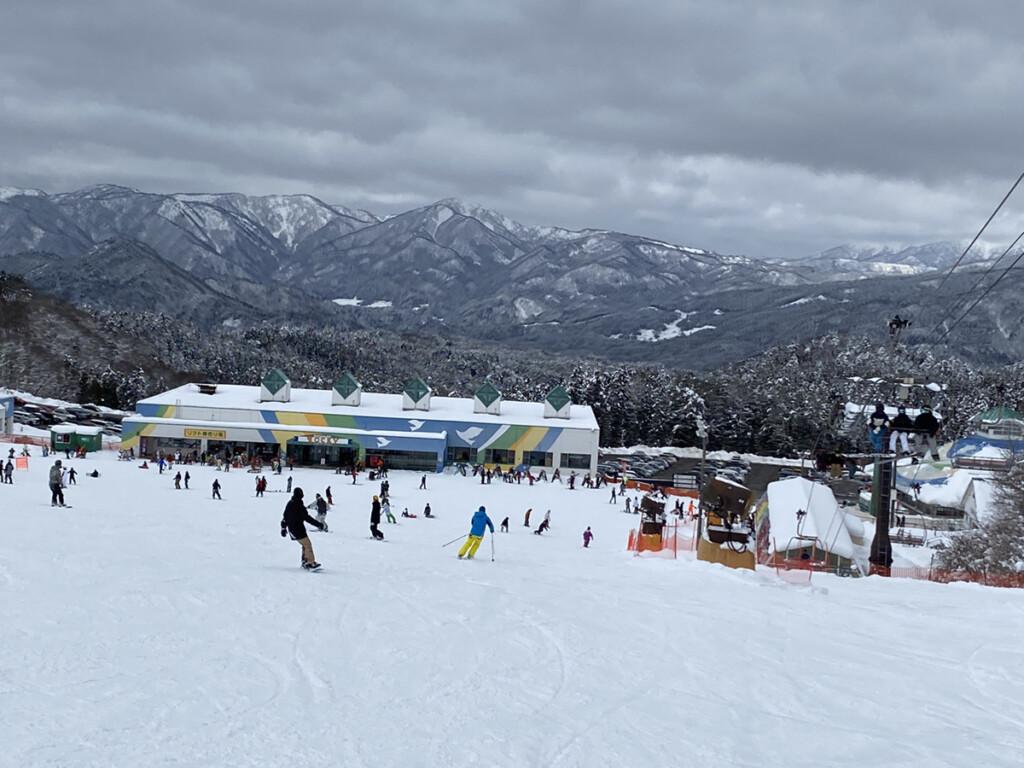 鷲ヶ岳スキー場画像1
