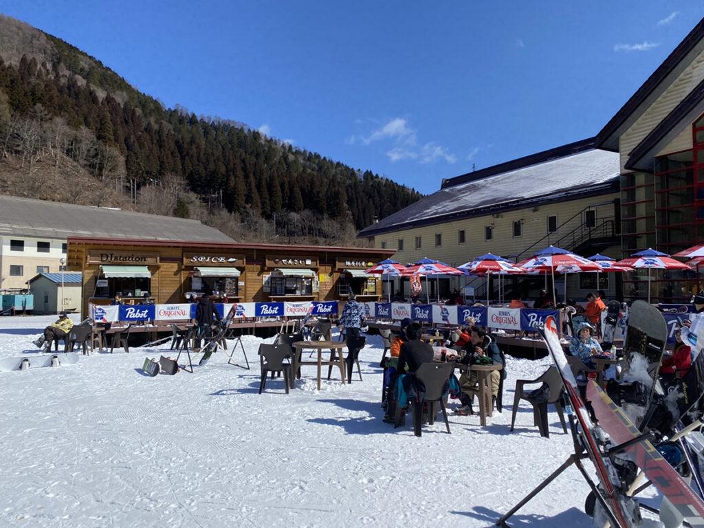 めいほうスキー場画像2