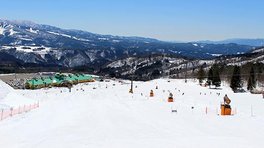 奥美濃 高鷲スノーパーク スキー場