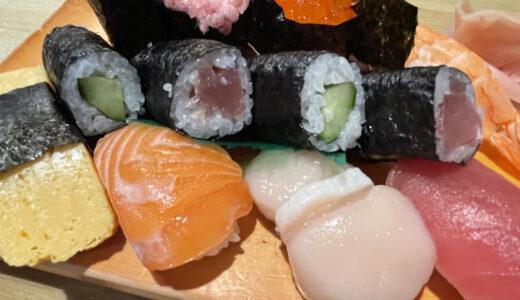 奥美濃の新鮮素材『寿司幸分店』は高鷲観光案内所すぐ
